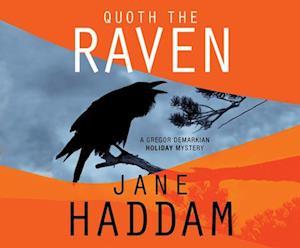 Lydbog, CD Quoth the Raven af Jane Haddam