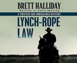 Lydbog, CD Lynch-rope Law af Brett Halliday