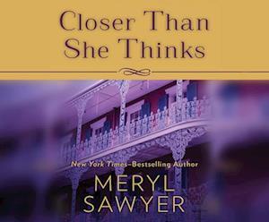 Lydbog, CD Closer Than She Thinks af Meryl Sawyer