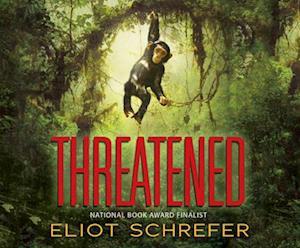 Lydbog, CD Threatened af Eliot Schrefer