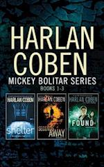 Shelter / Seconds Away / Found (Mickey Bolitar, nr. 1)