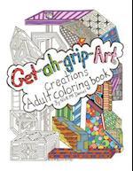 Get-Ah-Grip-Art Creations Adult Coloring Book af Nick D. McDaniel