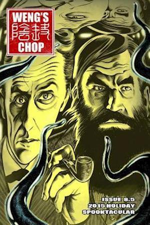 Bog, paperback Weng's Chop #8.5 af Brian Harris, Tim Paxton