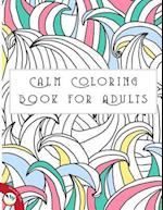 Calm Coloring Books for Adults