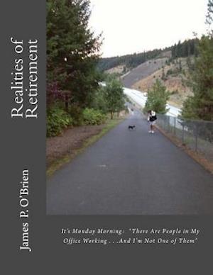 Bog, paperback It's Monday Morning af Dr James P. O'Brien