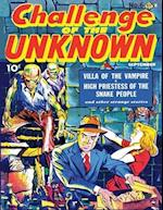 Challenge of the Unknown #6 af Ace Magazines