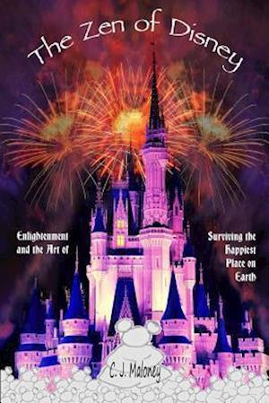 Bog, paperback The Zen of Disney af Christopher J. Maloney