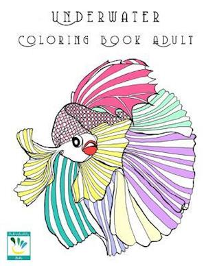 Bog, paperback Underwater Coloring Books for Adults af Individuality Books