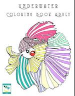 Underwater Coloring Books for Adults