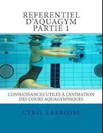 Referentiel D'Aquagym Partie 1