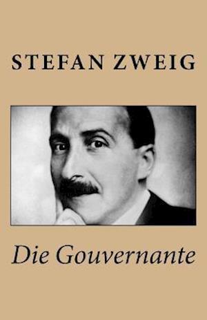 Bog, paperback Die Gouvernante af Stefan Zweig