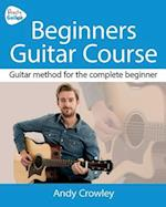 Andy Guitar Beginner's Guitar Course