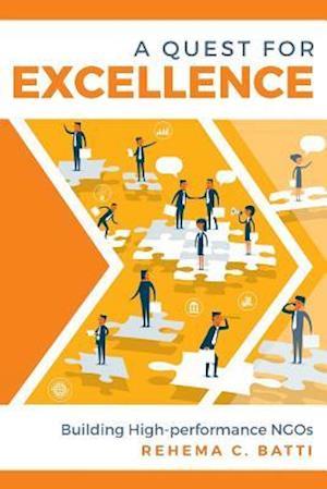 Bog, paperback A Quest for Excellence af Rehema C. Batti