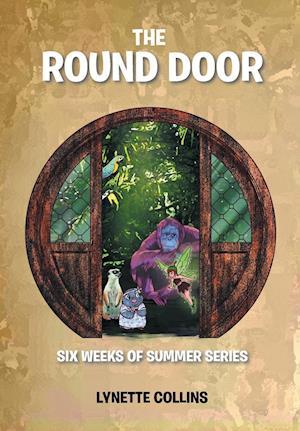 Bog, hardback The Round Door af Lynette Collins