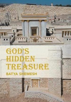 Bog, hardback God's Hidden Treasure af Batya Shemesh