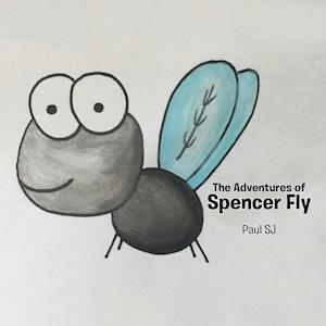 Bog, paperback The Adventures of Spencer Fly af Paul Sj