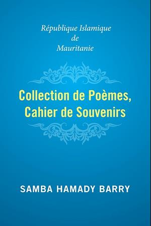 Bog, paperback Collection of Poems Copy of Memories af Samba Hamady Barry