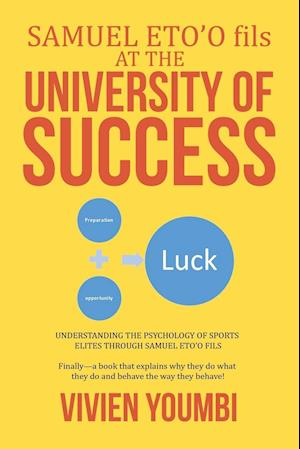 Bog, paperback Samuel Eto'o Fils at the University of Success af Vivien Youmbi