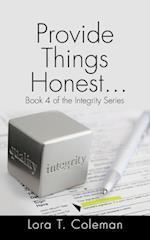 Provide Things Honest?