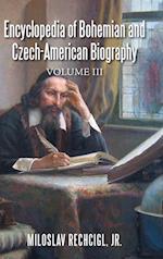 Encyclopedia of Bohemian and Czech-American Biography