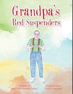 Grandpa's Red Suspenders