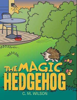 Bog, paperback The Magic Hedgehog af C. M. Wilson