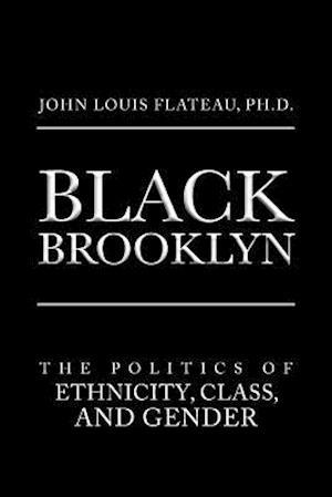Bog, paperback Black Brooklyn af Ph. D. John Louis Flateau
