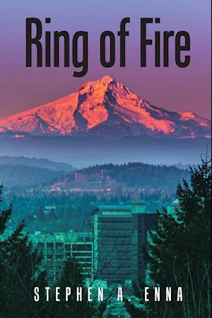 Bog, paperback Ring of Fire af Stephen a. Enna