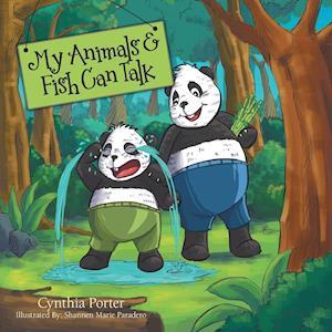 Bog, paperback My Animals & Fish Can Talk af Cynthia Porter