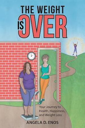 Bog, paperback The Weight Is Over af Angela D. Enos