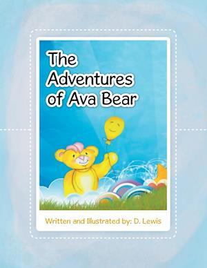 Bog, paperback The Adventures of Ava Bear af D. Lewis