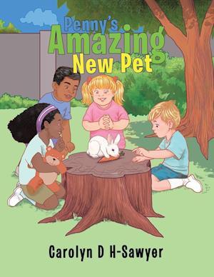Bog, paperback Penny's Amazing New Pet af Carolyn D. H-Sawyer
