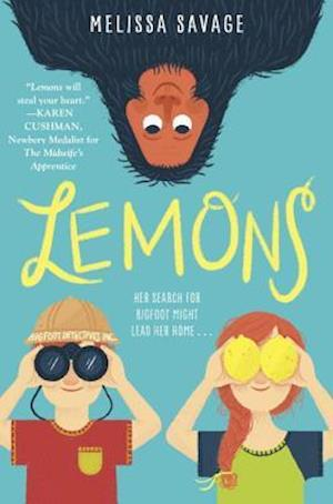 Bog, hardback Lemons af Melissa Savage
