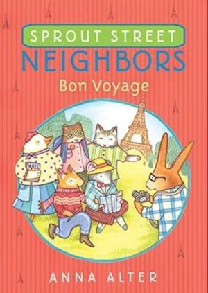 Bog, paperback Sprout Street Neighbors af Anna Alter