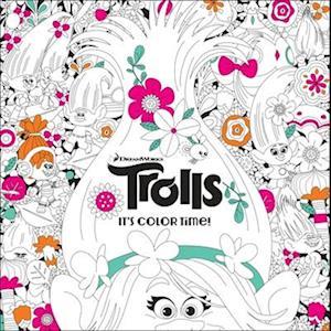 Dreamworks Trolls Coloring Book af Random House