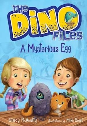 Bog, paperback The Dino Files #1 af Stacy Mcanulty