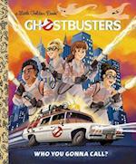 Ghostbusters (Little Golden Books)