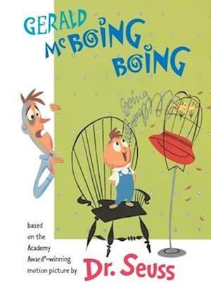 Bog, ukendt format Gerald McBoing Boing af Seuss