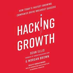 Lydbog, CD Hacking Growth af Sean Ellis