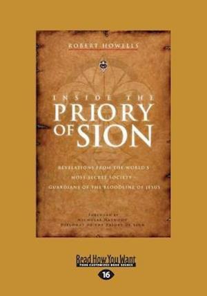 Bog, paperback Inside the Priory of Sion af Robert Howells