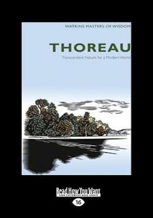 Bog, paperback Thoreau af Alan Jacobs