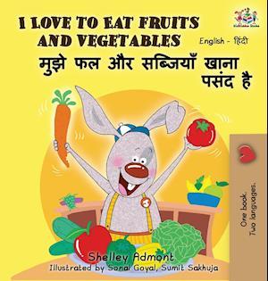 Bog, hardback I Love to Eat Fruits and Vegetables af S. a. Publishing, Shelley Admont
