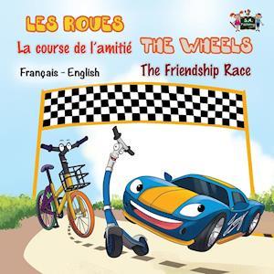 Bog, paperback La Course de L'Amitie - The Friendship Race af S. a. Publishing