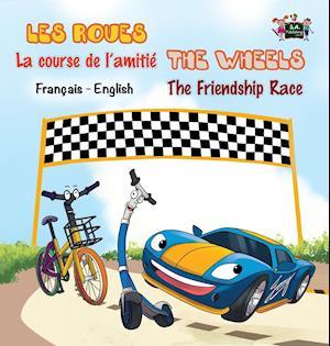 Bog, hardback La Course de L'Amitie - The Friendship Race af S. a. Publishing