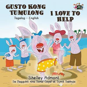 Bog, paperback I Love to Help af Shelley Admont, S. a. Publishing