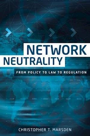 Bog, paperback Network Neutrality af Christopher T. Marsden