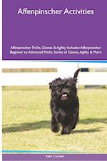 Affenpinscher Activities Affenpinscher Tricks, Games & Agility. Includes af Neil Cornish