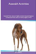 Azawakh Activities Azawakh Tricks, Games & Agility. Includes af Joshua Wallace