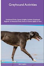 Greyhound Activities Greyhound Tricks, Games & Agility. Includes af Jake Langdon