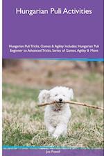 Hungarian Puli Activities Hungarian Puli Tricks, Games & Agility. Includes af Joe Powell